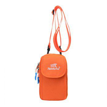 Waterproof Multifunction Arm Bag -  ORANGE