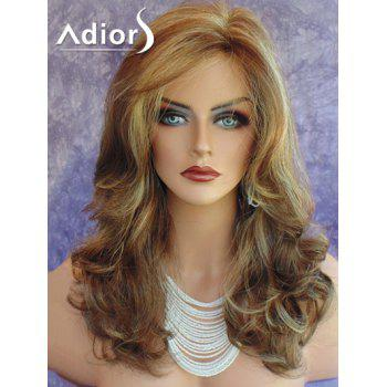 Adiors Long Side Part Wavy Colormix Synthetic Wig