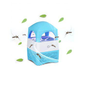 Household USB Mute Indraft Vortex Fan Type Mosquito Killer Lamp Fort