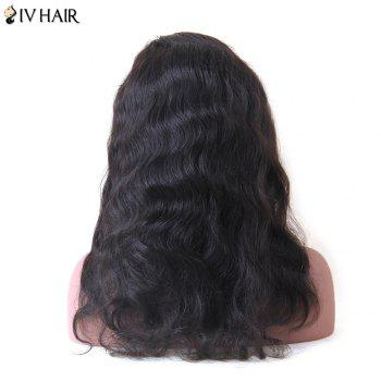 Siv Hair Lace Front Long Body Wave Human Hair Wig - 16INCH 16INCH