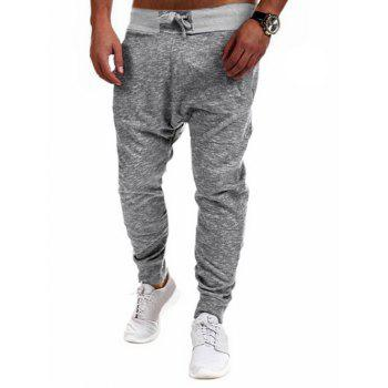 Two Tone Drawstring Joggers