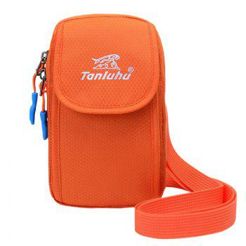 Waterproof Multifunction Arm Bag - ORANGE ORANGE