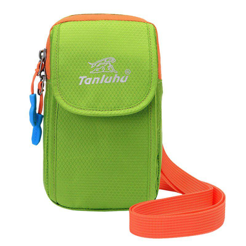 Waterproof Multifunction Arm Bag - GREEN