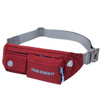 Freeknight Waterproof Headphone Jack Waist Bag