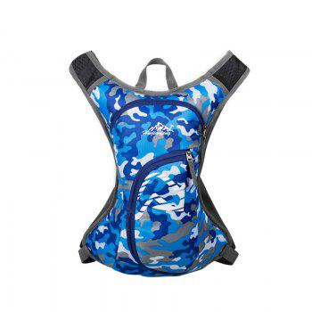 Nylon Waterproof Camouflage Backpack