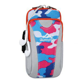 Lightweight Camouflage Arm Bag - PINK PINK