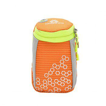 Round Letter Pattern Arm Bag