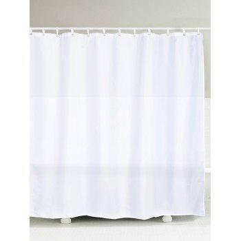Waterproof Shower Curtain with Hooks