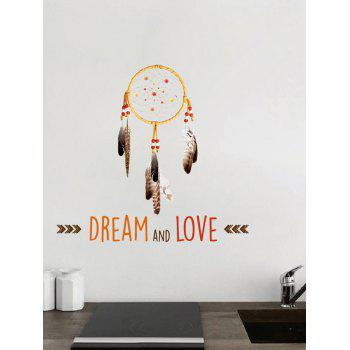 DEAM AND LOVE Dreamcatcher Wall Decals