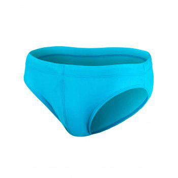 Lace Up Stretchy Swimming Briefs