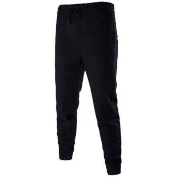 Nine Minutes Drawstring Jogger Pants