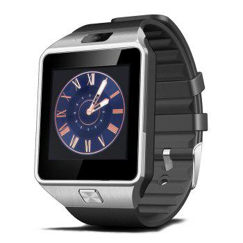 2016 New DZ09 Bluetooth Smart Watch with Sleep Monitor Pedometer Single SIM