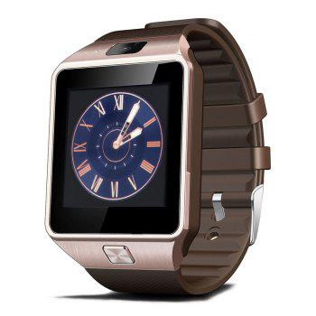 DZ09 Bluetooth Smart Watch with Sleep Monitor Pedometer Single SIM