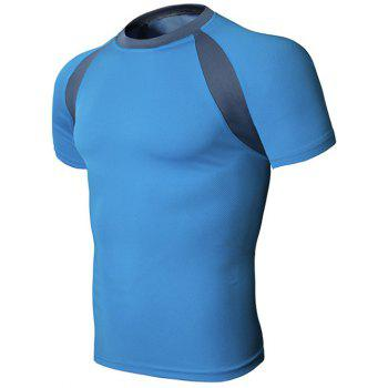 Slim Fit Raglan Sleeve T-Shirt