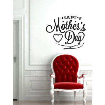 Happy Mother's Day Wall Sticker