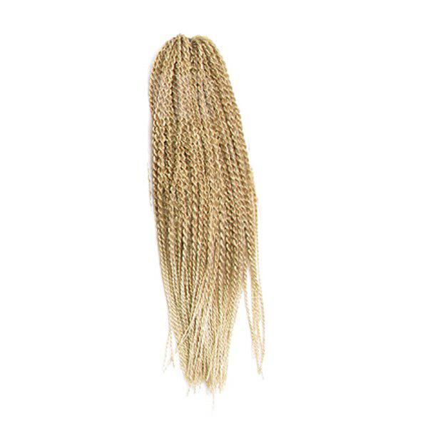 Longue traction Afro Havana Mambo Twist Hair Extension - / Brown d'Or avec Blonde