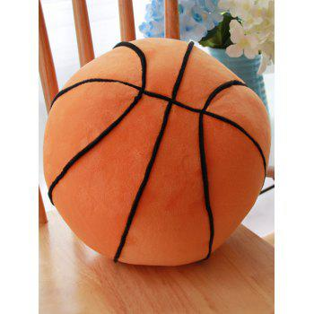 Children Doll Simulation Stereoscopic Basketball Toy Sport Velboa Pillow