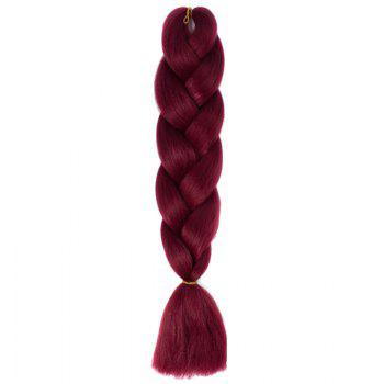 Braid Jumbo Box Synthetic Hair Extension