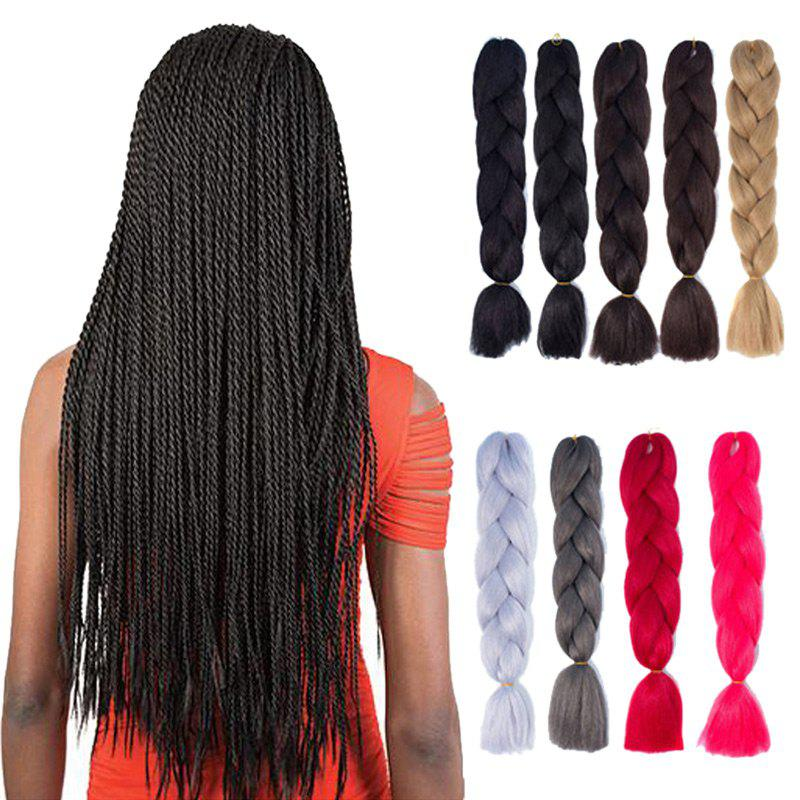 Kanekalon Braid Synthetic Hair Extension