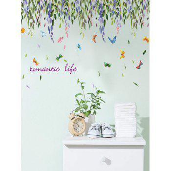 Willow Butterfly Wall Sticker