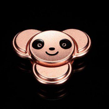 Panda Pattern Stress Relief Toy Metal Finger Gyro
