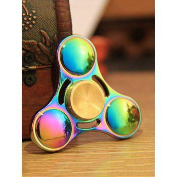 Gyro Spinner Couleur Arc-En-Ciel - multicolor Couleur