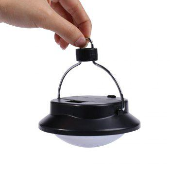 60 LED Hanging Up Camping Lamp - BLACK BLACK