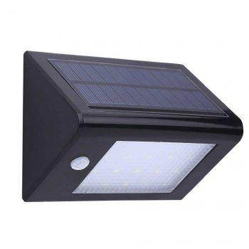 Solar Powed LED Wall Lamp