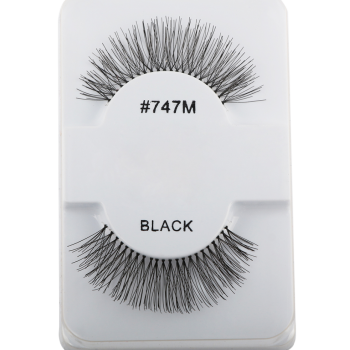 Dense Lengthen Dense Fake Eyelashes - BLACK