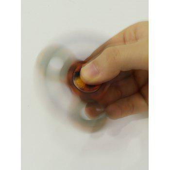 Stress Relief Toy Camouflage Finger Spinner - Léopard
