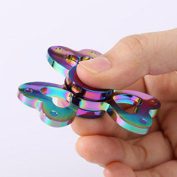 Colorful Clover Shaped Time Killer Finger Gyro
