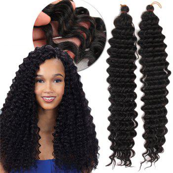 Pre Loop Wand Curl Crochet Hair Extension