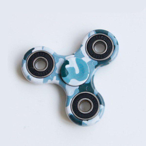 Jouet Spinner Motif Camouflage - Oasis