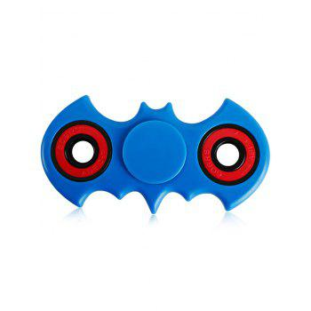 Anti-Stress Toy Bat Fidget Spinner - BLUE BLUE