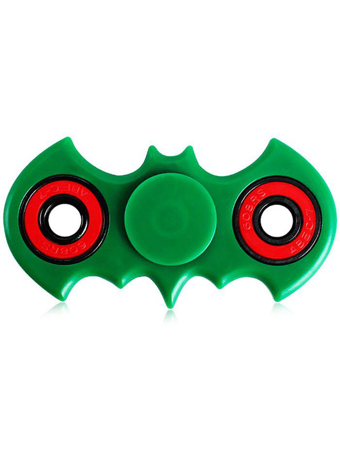 Anti-Stress Toy Bat Fidget Spinner - GREEN