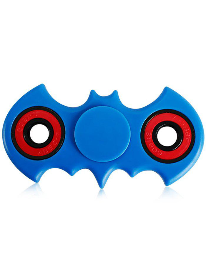 Anti-Stress Toy Bat Fidget Spinner - BLUE