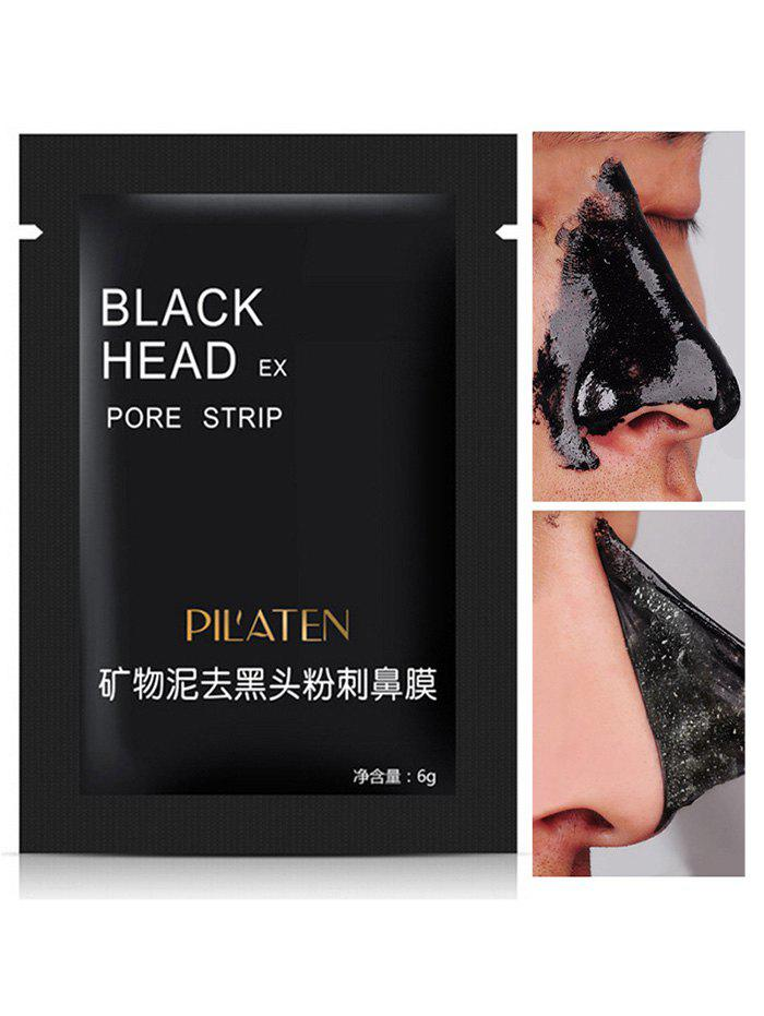 Фото Blackhead Mineral Mud Nose Removal Deep Cleansing Mask