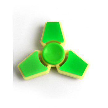 Three Leaf Finger Gyro Stress Relief Toy Finger Spinner