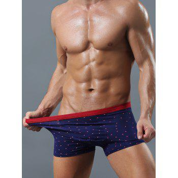 Stretch Contour Pouch Printed Boxer Brief