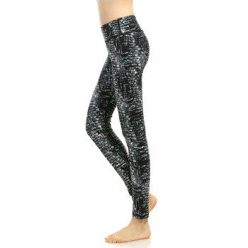 High Rise Quick Dry Funky Gym Leggings