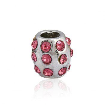Multilayered Rhinestone DIY Charm Bead