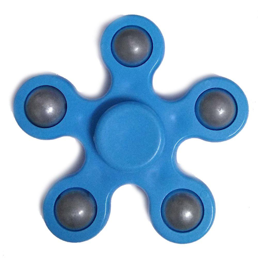Floral Stress Relief Toy Hand Spinner Finger Gyro egor kuzmin stress relief how to