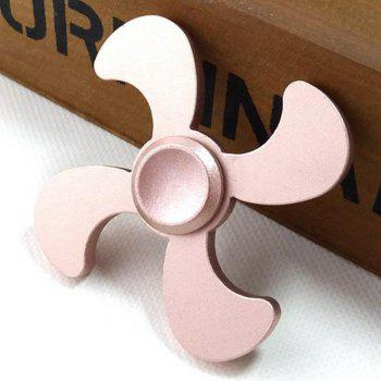Metal EDC Fidget Spinner Stress Relief Toy - ROSE GOLD ROSE GOLD