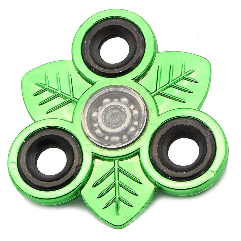 EDC Toy Leaves Finger Gyro Stress Relief Fidget Spinner велоочки rudy project sabotage ml094905