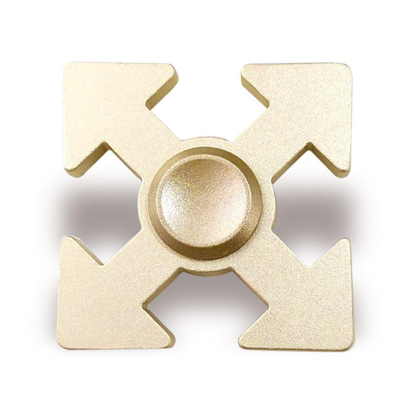 Arrows Shaped EDC Fidget Spinner Hand Plaything