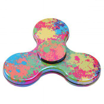 Colorful Triangle Fidget Spinner - coloré