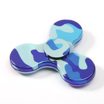 Colorful Triangle Fidget Spinner - Camouflage ACU