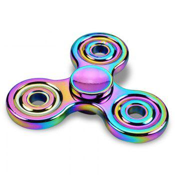 Stress Relief Gadget Colorful Fidget Hand Spinner
