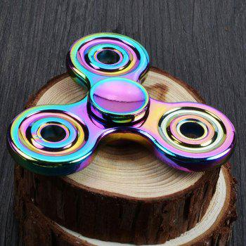 Stress Relief Gadget Colorful Fidget Hand Spinner - coloré 8*8*1.5CM