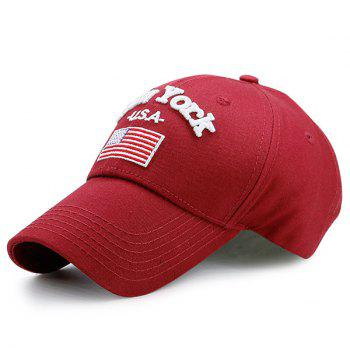 American Element Embroidered Baseball Cap